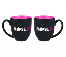 "Kubek / pojemnik z gier KochMedia Kubek Rage 2 ""Logo"" Two Color"