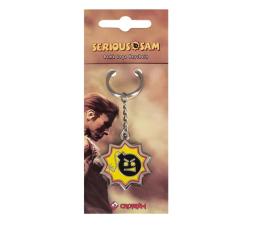 """Brelok z gier KochMedia Brelok Serious Sam """"Bomb Logo"""""""