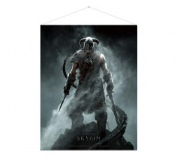 "Plakat z gier Gaya Plakat Skyrim ""Dragonborn"""