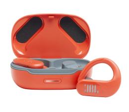 Słuchawki bezprzewodowe JBL Endurance Peak II Pomarańczowy