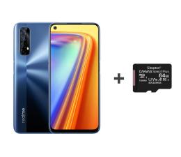 Smartfon / Telefon Realme 7 6+128GB (64GB+64GB) Mist Blue 90Hz