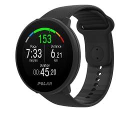 Zegarek sportowy Polar Unite czarny