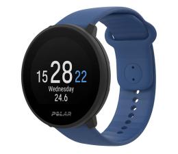 Zegarek sportowy Polar Unite niebieski
