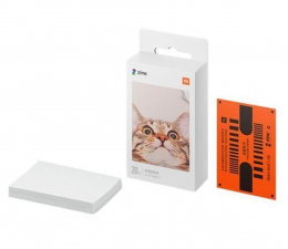 Papier do drukarki Xiaomi Mi Portable Photo Paper (2x3cale)