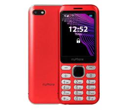 Smartfon / Telefon myPhone Maestro czerwony