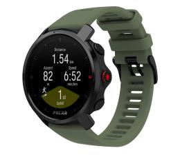 Zegarek sportowy Polar GRIT X czarno-zielony M/L