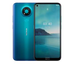 Smartfon / Telefon Nokia 3.4 Dual SIM 3/64GB niebieski