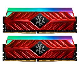 Pamięć RAM DDR4 ADATA 16GB (2x8GB) 3200MHz CL16 XPG Spectrix D41 Red RGB