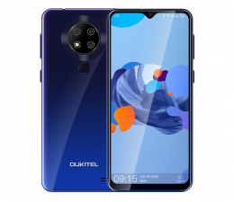 Smartfon / Telefon OUKITEL C19 Pro 4/64GB niebieski