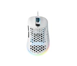 Myszka przewodowa Sharkoon Light2 200 Biała