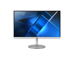 """Monitor LED 27"""" Acer CB272SMIPRX srebrny PIVOT"""