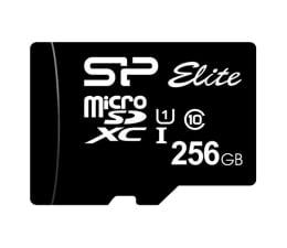 Karta pamięci microSD Silicon Power 256GB microSDXC Elite 85MB/s C10 UHS-I U1