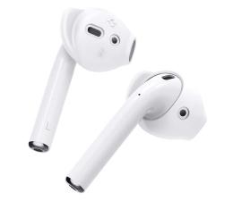 Poduszki/gąbki do słuchawek Spigen RA201 Apple AirPods Earhooks białe