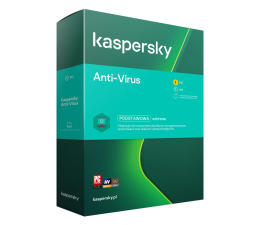 Program antywirusowy Kaspersky Anti-Virus Polish Edition 1st. (12m.)