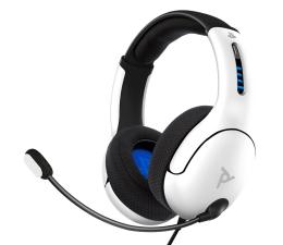 Słuchawki do konsoli PDP PS5/PS4 Słuchawki przewodowe LVL50 - White