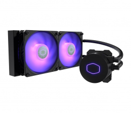 Chłodzenie procesora Cooler Master MasterLiquid ML240L V2 RGB 2x120mm