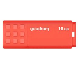 Pendrive (pamięć USB) GOODRAM 16GB UME3 odczyt 60MB/s USB 3.0 pomarańczowy