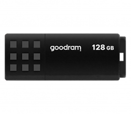 Pendrive (pamięć USB) GOODRAM 128GB UME3 odczyt 60MB/s USB 3.0 czarny