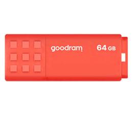 Pendrive (pamięć USB) GOODRAM 64GB UME3 odczyt 60MB/s USB 3.0 pomarańczowy
