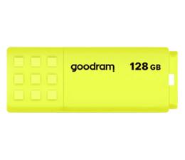 Pendrive (pamięć USB) GOODRAM 128GB UME2 odczyt 20MB/s USB 2.0 żółty