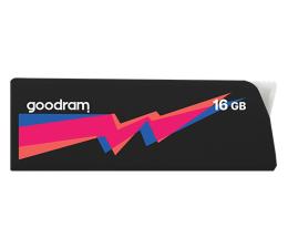 Pendrive (pamięć USB) GOODRAM 16GB UCL3 odczyt 60MB/s USB 3.0 czarny