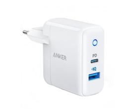Ładowarka do smartfonów Anker Ładowarka sieciowa PowerPort PD+2 18W USB-C