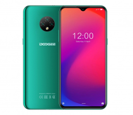 Smartfon / Telefon Doogee X95 zielony