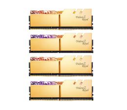Pamięć RAM DDR4 G.SKILL 32GB (4x8GB) 3600MHz CL14 TridentZ Royal Gold