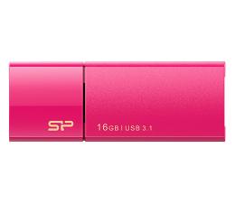 Pendrive (pamięć USB) Silicon Power 16GB Blaze B05 USB 3.2 różowy
