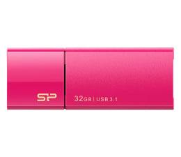 Pendrive (pamięć USB) Silicon Power 32GB Blaze B05 USB 3.2 różowy