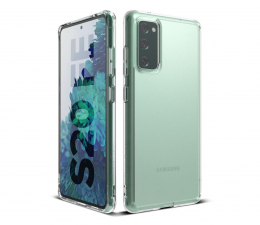 Etui / obudowa na smartfona Ringke Fusion do Galaxy S20 FE Fan Edition matowy