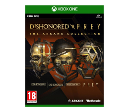 Gra na Xbox One Xbox Dishonored and Prey: The Arkane Collection