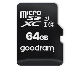 Karta pamięci microSD GOODRAM 64GB microSDXC 100MB/s C10 UHS-I U1