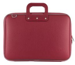 "Torba na laptopa Bombata Classic 15.6"" burgundowa"