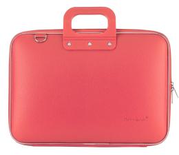 "Torba na laptopa Bombata Classic 15.6"" koralowa"