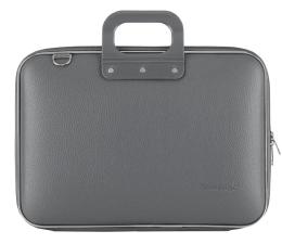 """Torba na laptopa Bombata Classic 15.6"""" szara"""