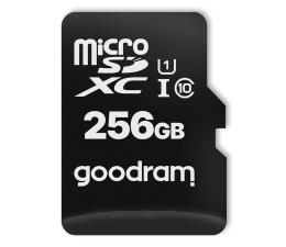 Karta pamięci microSD GOODRAM 256GB microSDXC 100MB/s C10 UHS-I U1