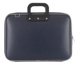 "Torba na laptopa Bombata Classic 15.6"" granatowa"