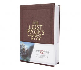 "Pozostałe gadżety dla gracza KochMedia Notes God of War ""The Lost Pages Of Norse Myth"""