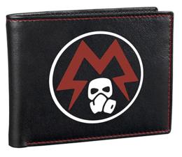 """Portfel z gry KochMedia Portfel Metro Exodus """"Spartan Logo"""""""