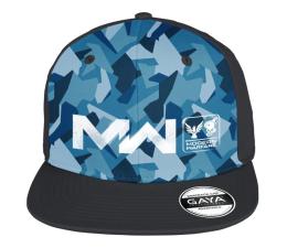 """Czapka z gier KochMedia Snapback Call of Duty MW """"Logo"""" niebieski"""