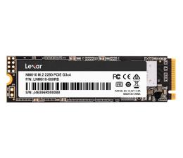 Dysk SSD Lexar 250GB M.2 PCIe NVMe NM610