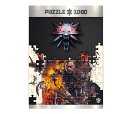 Puzzle z gier CENEGA The Witcher (Wiedźmin): Monsters puzzles 1000