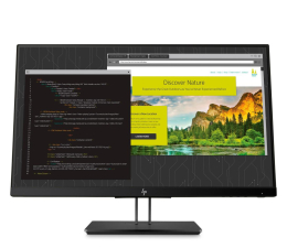 "Monitor LED 24"" HP Z24nf G2"
