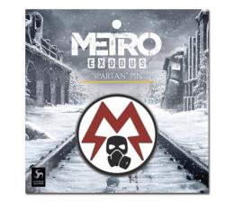 """Pozostałe gadżety dla gracza KochMedia Przypinka Metro Exodus """"Spartan Logo"""""""
