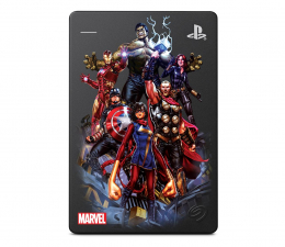 Dysk do konsoli Seagate Game Drive Marvel's Avengers Assemble USB 3.0