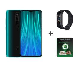 Smartfon / Telefon Xiaomi  Redmi Note 8 PRO 6/128GB Green+ Mi Band 4+Navitel