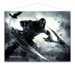 """Plakat z gier KochMedia Plakat Darksiders II """"Death"""""""