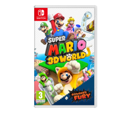 Gra na Switch Switch Super Mario 3D World + Bowser's Fury