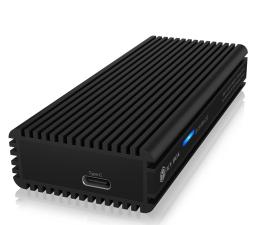 Obudowa dysku ICY BOX Obudowa do dysku M.2 NVMe (USB 3.2, Gen 2x2)